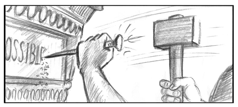 Facteur Cheval Storyboard