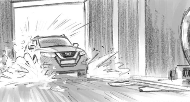 GALLERIE-Nissan